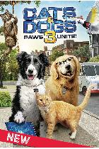 Jet Centre - Movie House Cinema - Cats & Dogs 3: Paws Unite