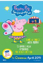 Jet Centre - Movie House Cinema - Peppa Pig: Festival of Fun