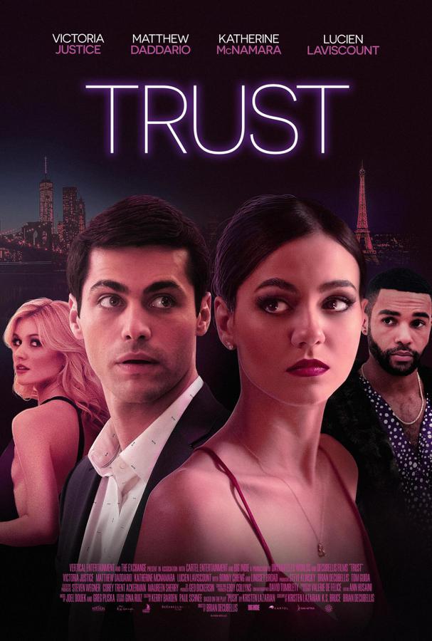 Trust – Film Screening and Q&A