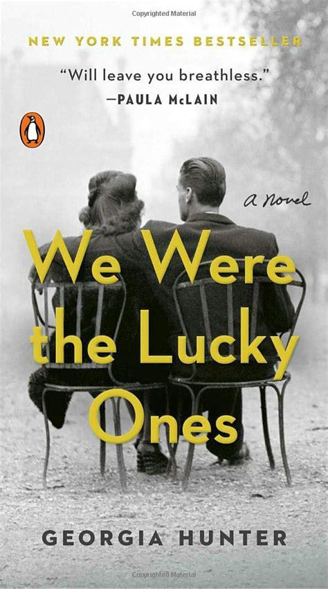 Bedford Playhouse Book Club: We Were The Lucky Ones