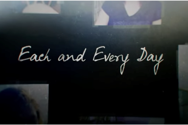 """Let's Talk """"Each and Every Day"""" Screening and Q&A with Sheila Nevins"""