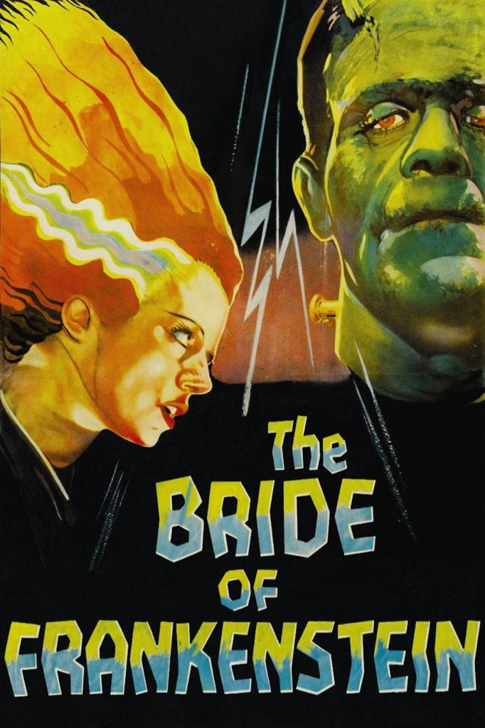 Classic Tuesdays: The Bride of Frankenstein