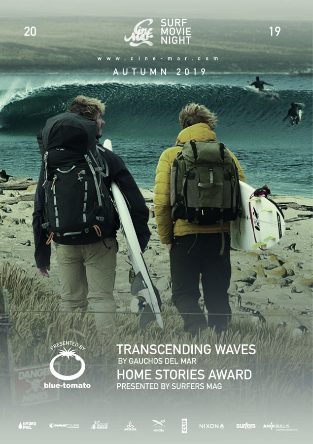 Transcending Waves - The Surf Movie